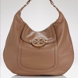 Tory Burch Amanda Flat Hobo Bag